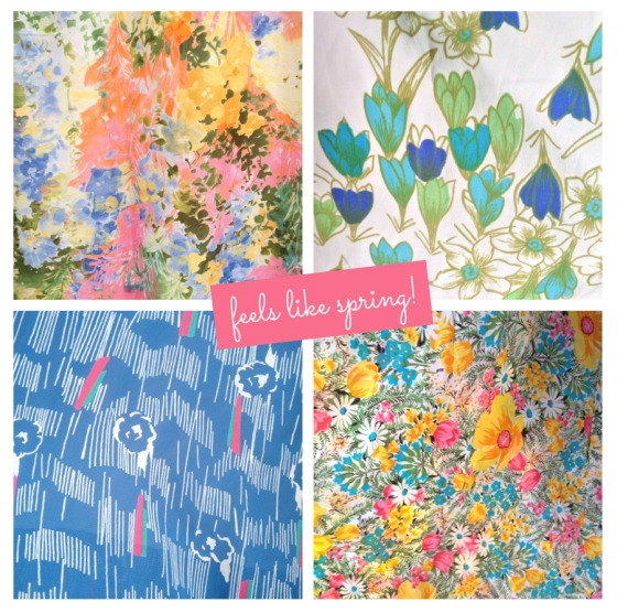 Vintage Fabric | Sara Berrenson